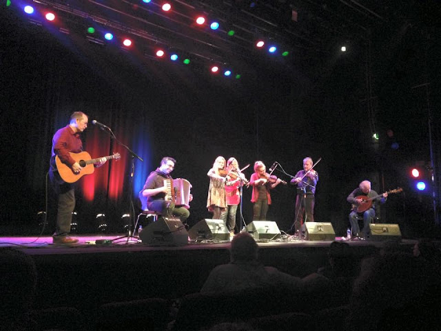 Hawks Well Theatre Altan Concert