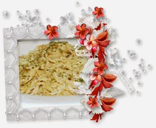 Tumis-tumis Ramadan Chef Sabri - Masakan Itali, Spaghetti Carbonara, Open Faced Sandwich, Jus Epal Asam Boi