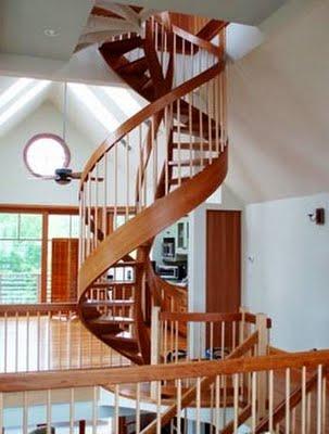Casas prefabricadas romy escaleras - Escalera caracol prefabricada ...