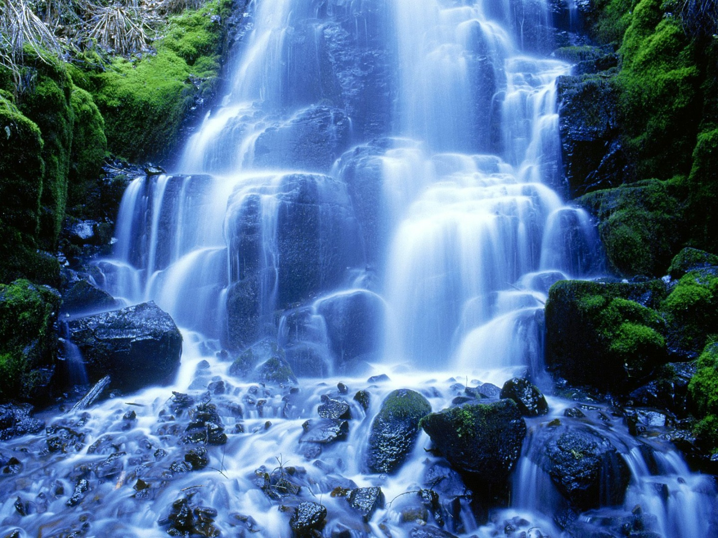3D Beautiful Waterfall Wallpapers - WallpaperSafari