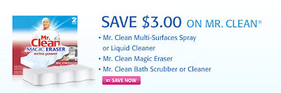 Save $3.00 on Mr. Clean