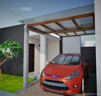 Foto Rumah Minimalis Tipe 43