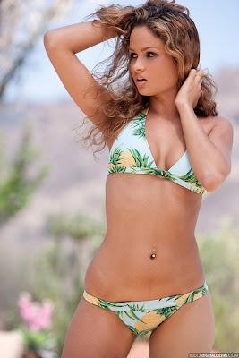 Prinzzess Sahara Sexy U.S.A Model Bikini Hot Photos