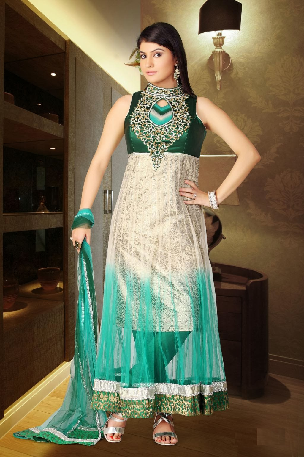 Designer ladies suits designs punjabi