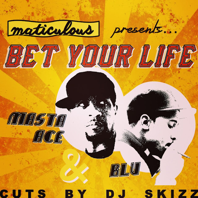 SOTD: Bet Your Life von Maticulous - Featuring Masta Ace und Blu