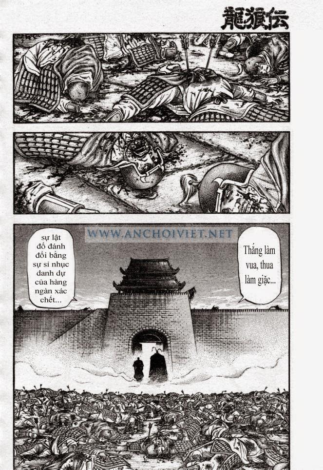 Chú Bé Rồng - Ryuuroden chap 159 - Trang 12