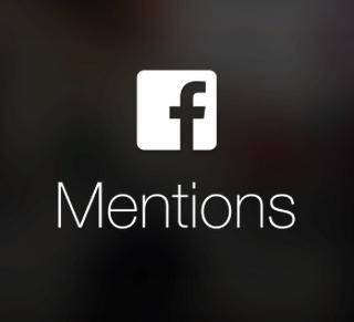 Facebook Mentions, Fitur Baru Melihat Selebriti Dunia Secara Langsung