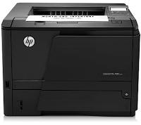 HP LaserJet Pro 400 Printer M401n Driver Download For Mac, Windows, Linux
