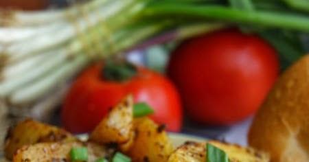 Как приготовить запеченный картофель по-турецки