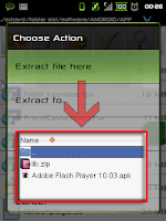 flash player for armv6