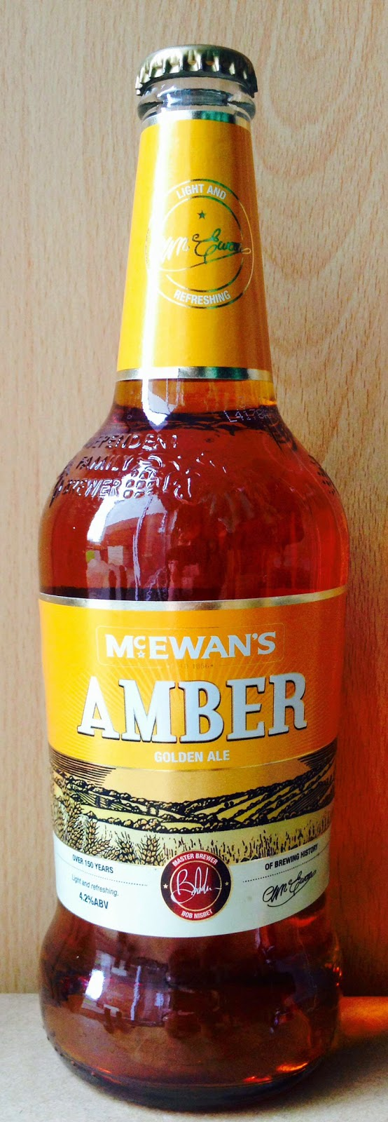 Amber (McEwans)