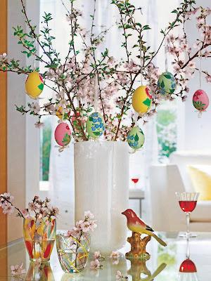Como decorar Páscoa