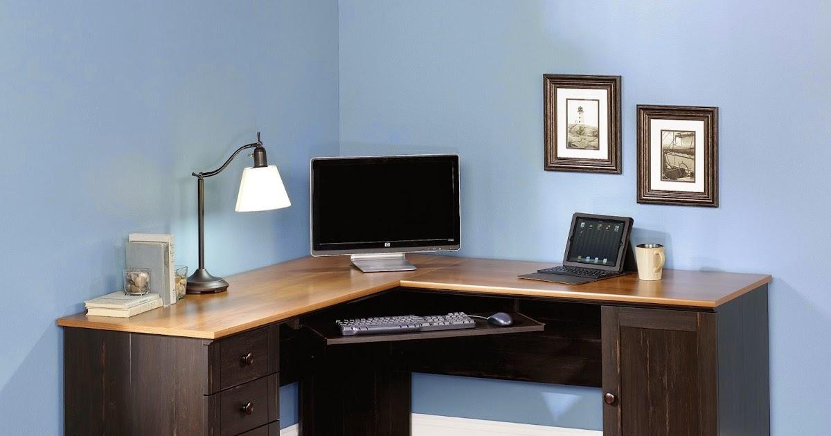 Corner Computer Desks Corner Computer Desks For Home