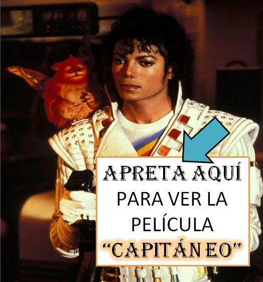 CAPITÁN EO LA PELÍCULA
