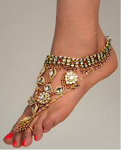 Beautiful Foot Jewelry