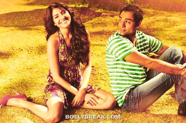 , Anushka Sharma & Abhay Deol For People Magazine