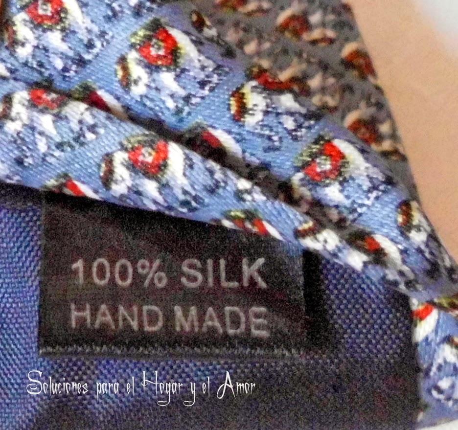 Diseños de telas para corbatas