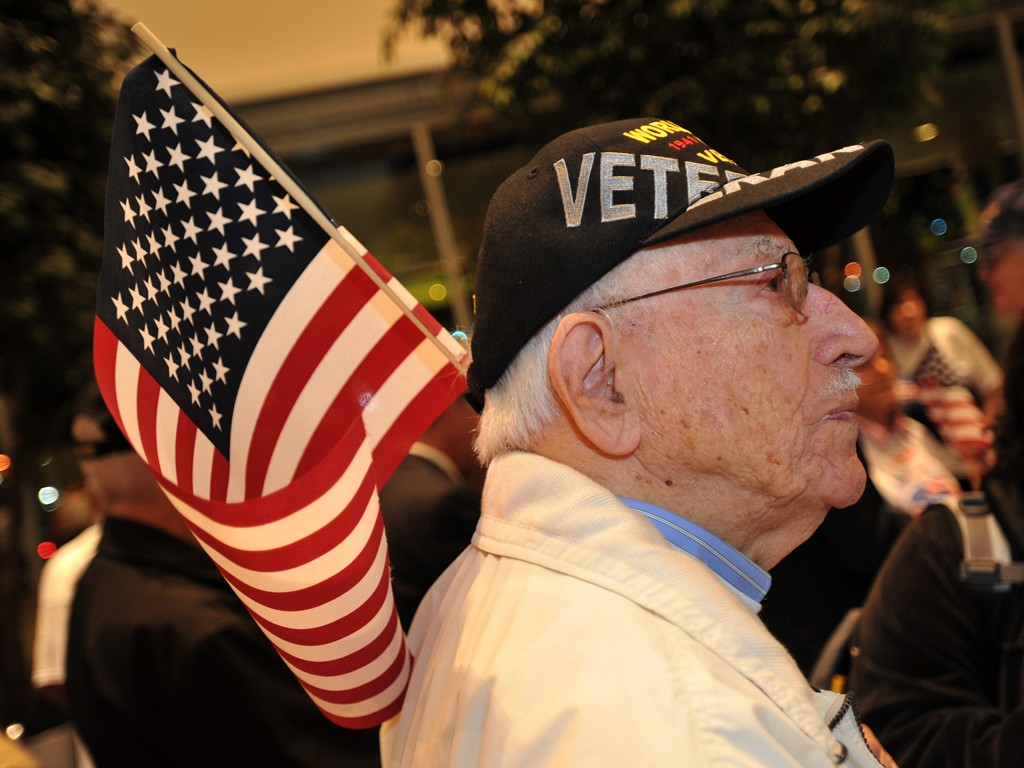 Ford Motor Company Fund Sending WWII Vets to D.C.
