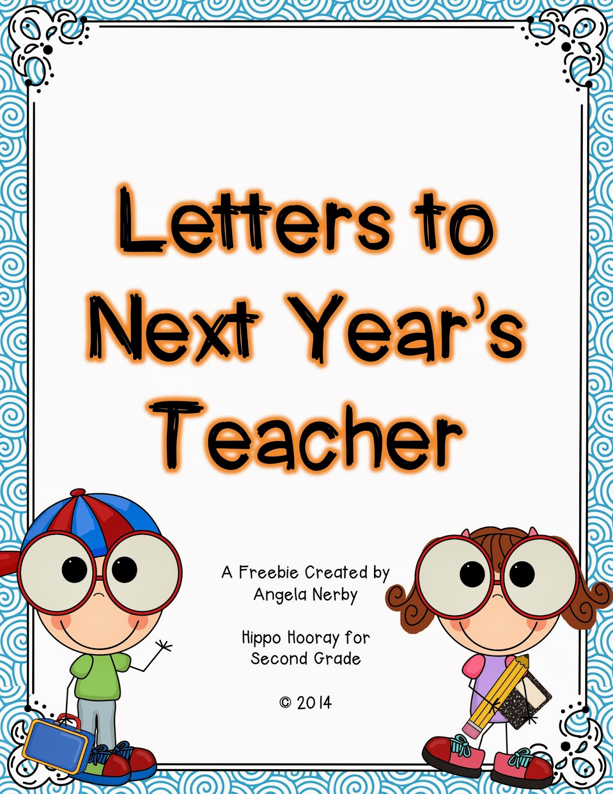 Keep calm letters to next years teacher hippo hooray for second i uploaded my letter template into google drive if you want a copy for yourself click on either image below spiritdancerdesigns Image collections