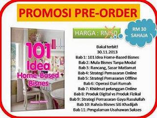 E-Book Pre-Order Sebelum 30 Nov 2013!!!