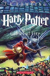 Capa especial de 'Harry Potter e o Cálice de Fogo' é divulgada | Ordem da Fênix Brasileira