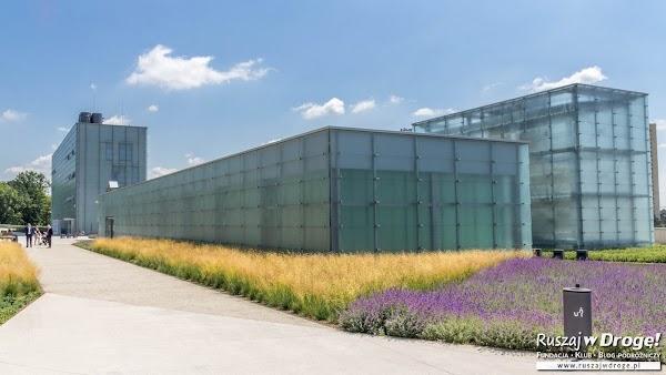 Muzeum Śląskie w Katowicach - nagradzane za futurystyczną architekturę
