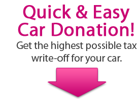 tax write off for car donation