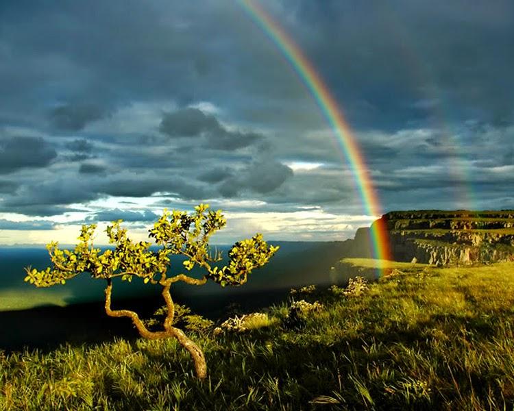 Bolivia beautiful scenery