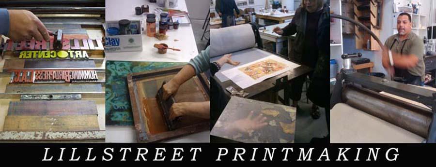 Lillstreet Printmaking