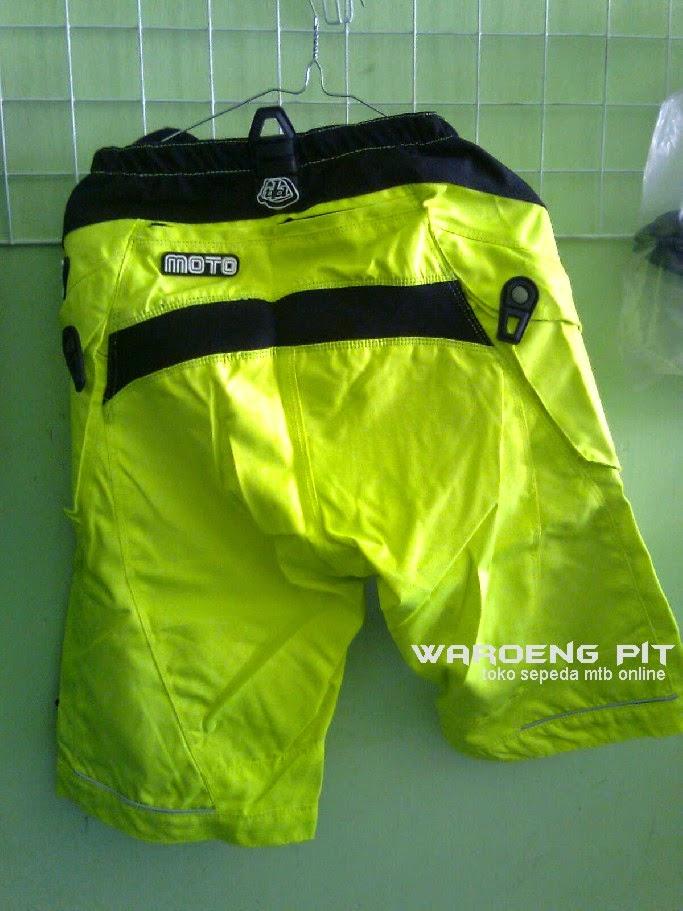 Jual Celana Original Orisinil Orisinal TLD Asli hijau pupus muda Sepeda Mtb Gunung Mountain Bike 2