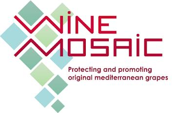 Wine Mosaic Logo