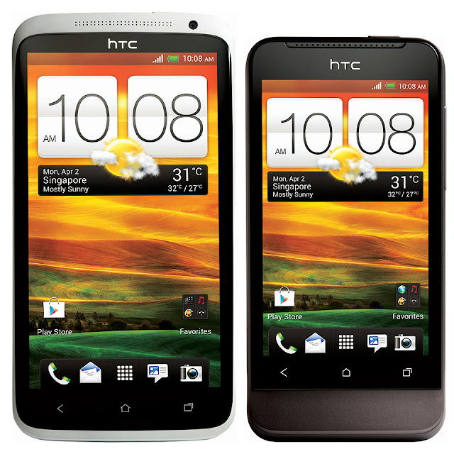 htc one xl vs v