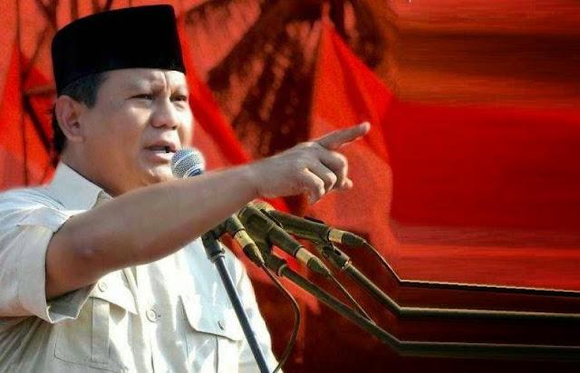 Gambar Prabowo Subianto