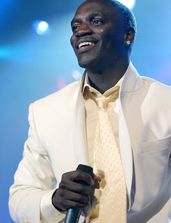 2012 Popular singer Akon Latest desktop HD wallpapers