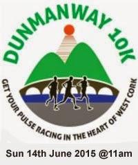 Popular 10k race in West Cork...Sun 14th June