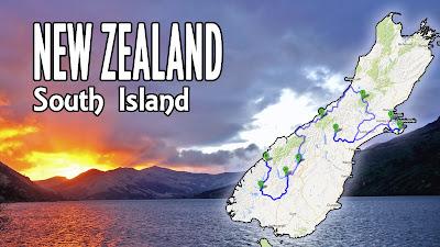 Viaje a Nueva Zelanda. 10 días en la Isla Sur