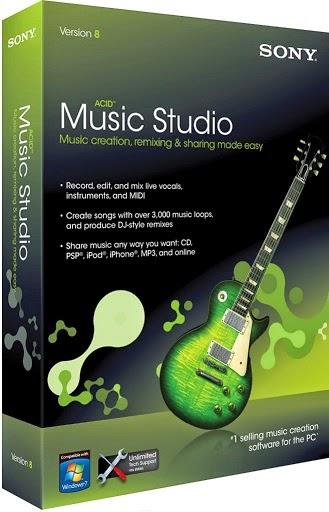 برنامج ashampoo music studio 2014 لتحرير وتعديل صيغ الصوتيات