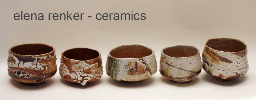 elena renker - ceramics