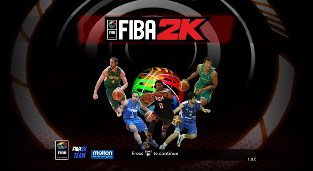 FIBA 2K14 Mod V1.8