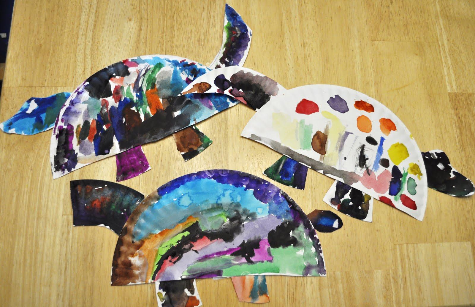 Paper Plate Dinosaur Craft & Paper Plate Dinosaur Craft - Kids Activities | Saving Money | Home ...