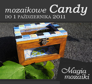 Candy - do wygrania mozaika