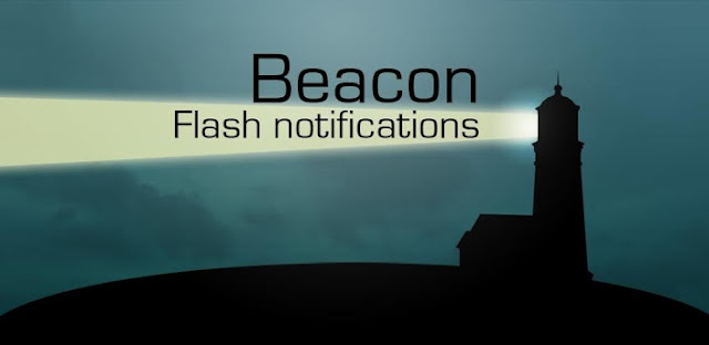 Beacon LED Flash notification v2.3