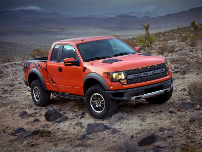 tuning truck - ford