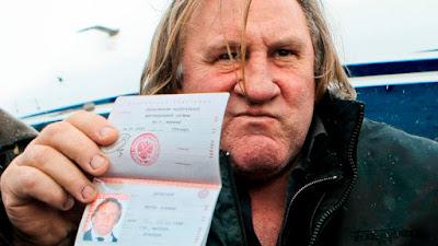 Gerard Depardieu en el cine