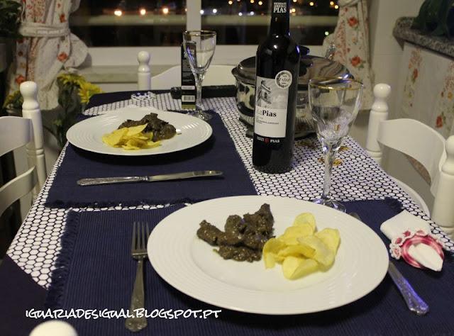 Jantar+de+caça