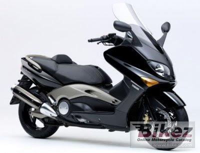 Yamaha Tmax 500   Havey Bikes