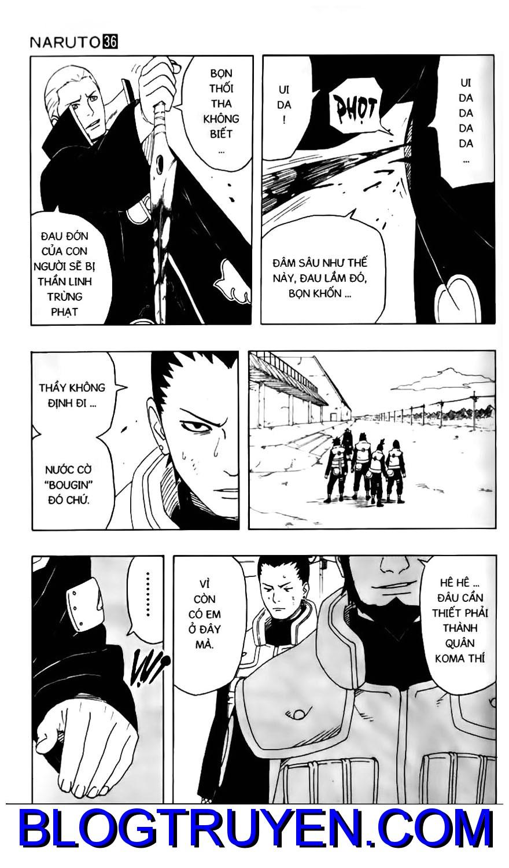 Naruto - Chapter 323 - Pic 10
