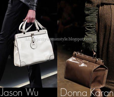 лачени чанти есен-зима 2011-2012