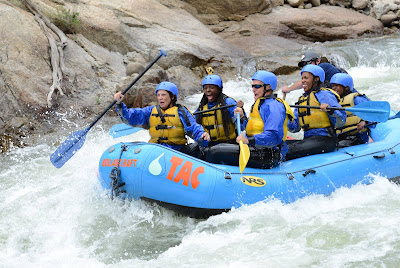 water%2Brafting Best Place To Go Rafting In Colorado