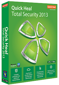 Free Download Quick Heal Total Security 2013 Via Direct Download Links Full Version Cracked